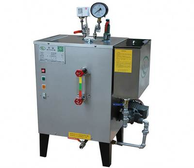 Electroplating industry - Steam generator